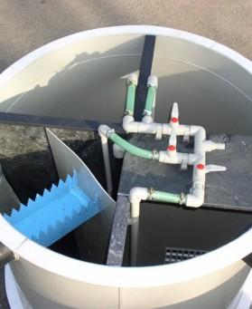 MICRO JA 0,75 čistírna odpadních vod