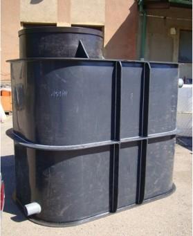 MICRO 1 čistírna odpadních vod