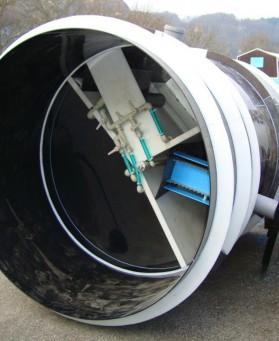 MICRO JA 3,6 čistírna odpadních vod