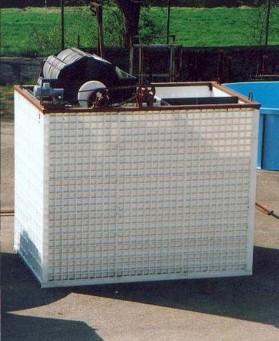 MICRO 6,5 automat - čistírna odpadních vod