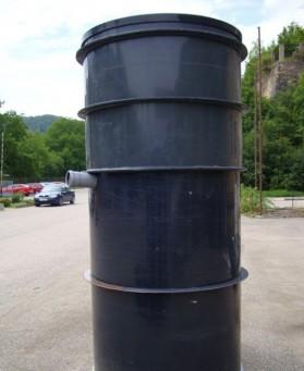 MICRO JA 1,5 čistírna odpadních vod