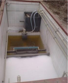 MICRO JA 7,5 čistírna odpadních vod