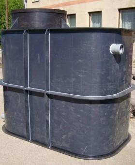 MICRO 0,5 biologická čistírna odpadních vod